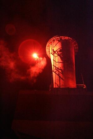 ExtraSchicht, Konzeptfeuerwerk, Trommel- und Pyroperformance