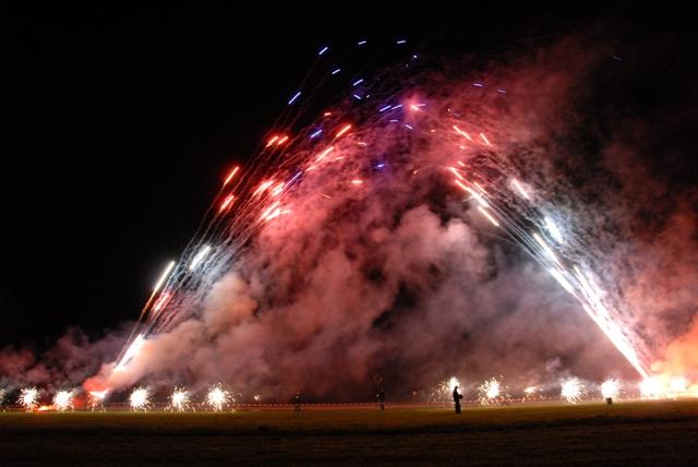 kamen kite 2013 feuerwerkshow